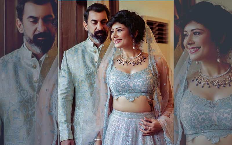 "Pooja Batra-Nawab Shah Wedding Picture Out: ""I Wanted To Marry Her Right After Our First Meeting"" Says The Actor"