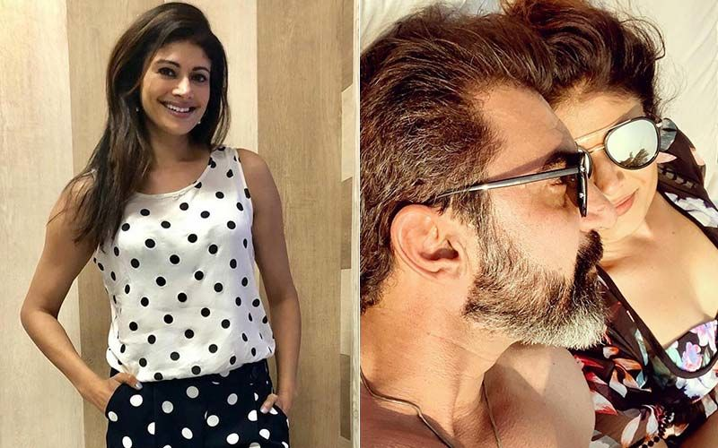Pooja Batra And Tiger Zinda Hai Actor Nawab Shah's Love Story In Pictures