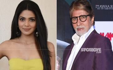 Pooja Sawant Stars With Amitabh Bachchan In This Ad Film