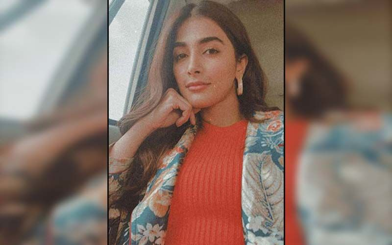 Pooja Hegde Spends Time With Her Grandmother Making Memories
