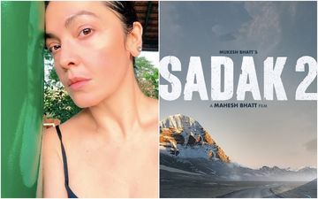 Sadak 2: Pooja Bhatt Mercilessly Trolled For Sharing Her Joy On Locking Final Edit, Trolls Say, 'Won't Watch 98% Nepotistic Film'