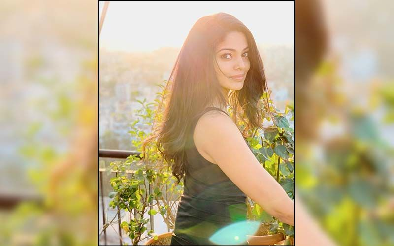 Pooja Sawant's Outdoor Photoshoot In This Sporty Look Is Giving Us Major Fashion Goals