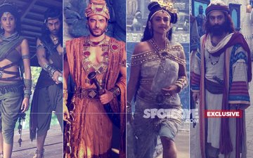 EXCLUSIVE PICS From The Sets Of Porus, Sony TV's New Historical Drama Mounted On a Budget of Rs 500 Crore