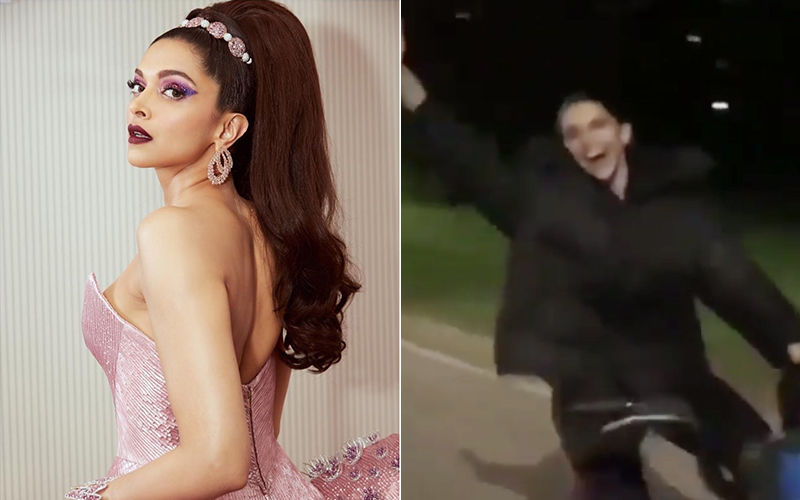 Post MET Gala 2019, Deepika Padukone Goes Cycling On Streets Of New York- Watch Video