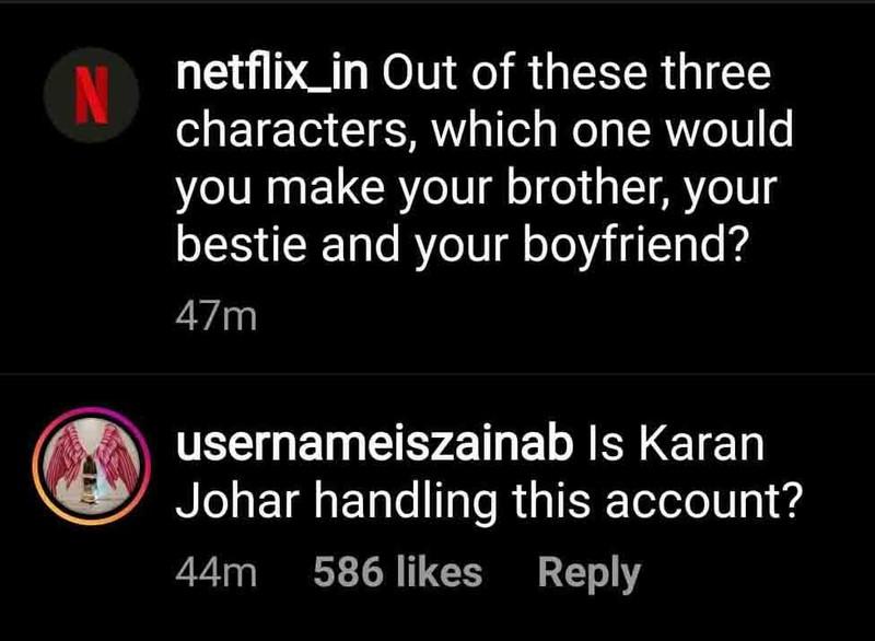 fan comment