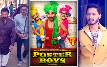 Poster Boys Movie Review: Bobby Deol Outshines Sunny Deol In This Partly Funny Film