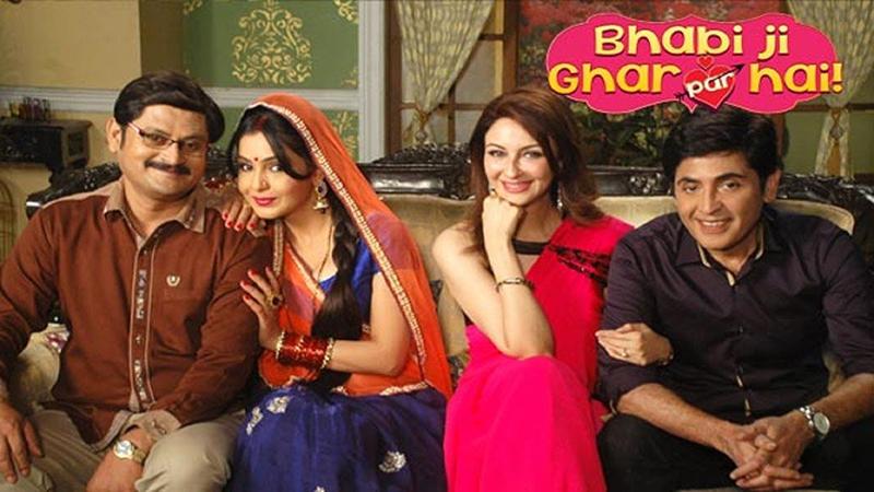 poster of bhabi ji ghar pe hai