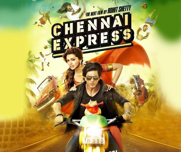 poster of chennai express