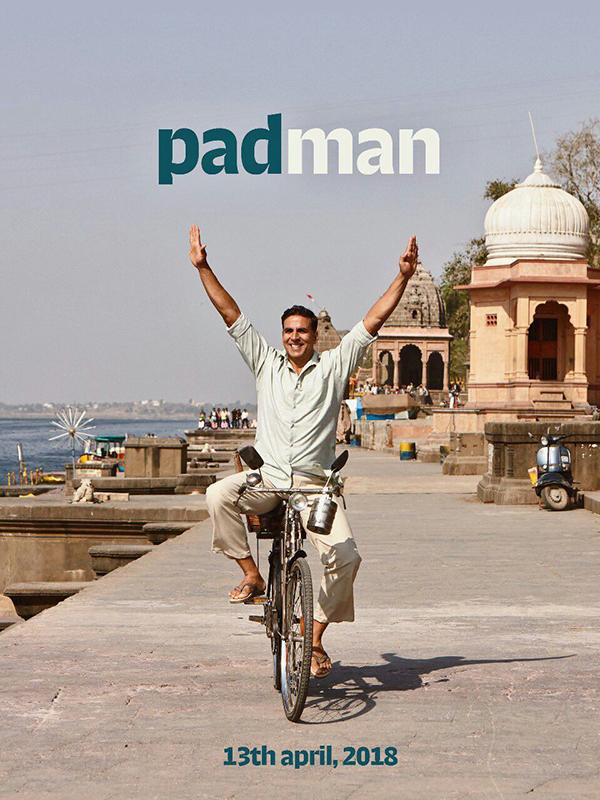 poster of padman
