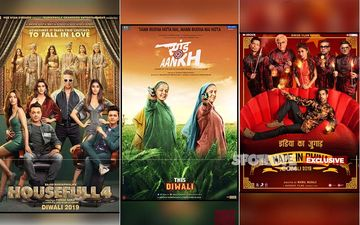Housefull 4 Vs Saand Ki Aankh Vs Made In China Box-Office, Day 1: Here's How Many Crores They May Pocket- EXCLUSIVE
