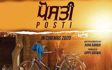 Posti: Gippy Grewal Shares Poster Of His Another 2020 Scheduled Production