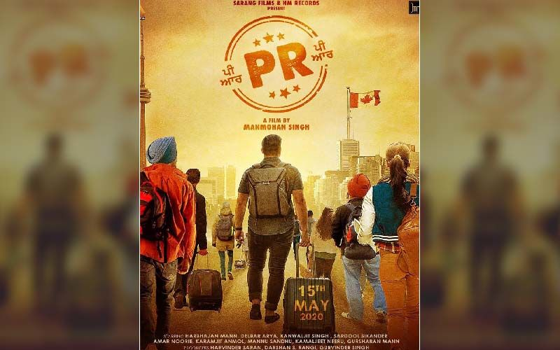 Actor Harbhajan Mann Shares First Look Of His New Upcoming 'PR'