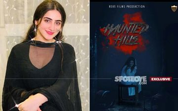 Diana Khan Chooses To Back Out From Her Film Haunted Hills' Promotions, Here's Why- EXCLUSIVE