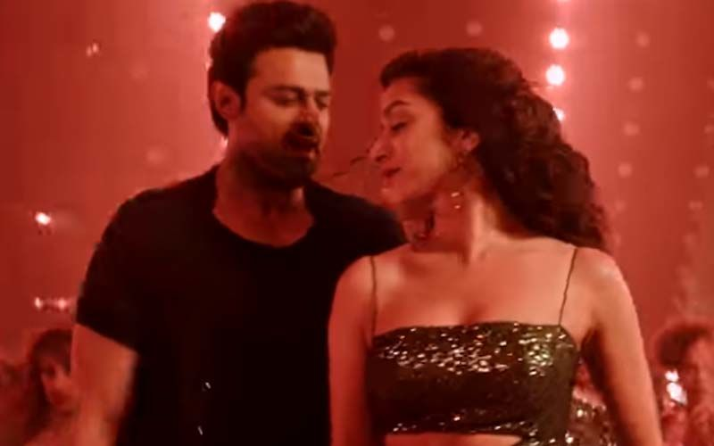 Prabhas And Shraddha Kapoor's Saaho Song Psycho Saiyaan's Special Preview Goes Houseful; Watch Video