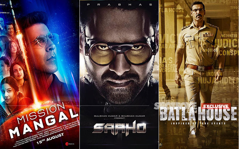 Prabhas' Saaho Not Getting Pushed; Will Clash With Mission Mangal And Batla House- EXCLUSIVE