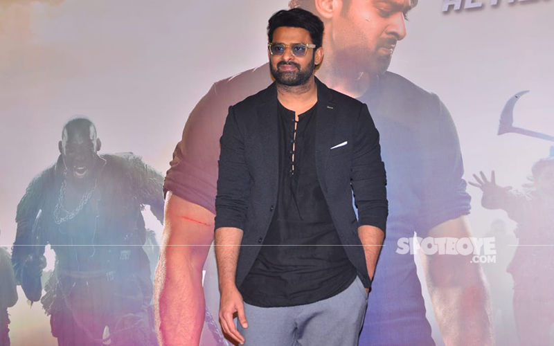 Saaho Trailer Launch: Prabhas Has A Winning Answer When He Was Asked To Speak In Hindi - Watch The Video