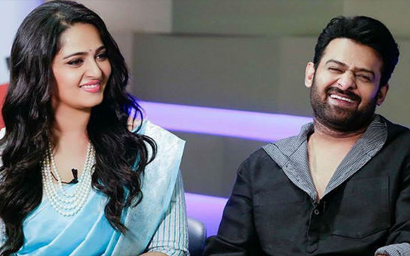 Baahubali Star Prabhas Finally Opens Up About Anushka Shetty; Rubbishes Rumours Of Their Alleged Relationship