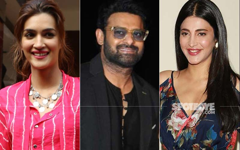Kriti Sanon, Shruti Haasan And Bhagyashree Label Prabhas As Very 'Down To Earth'; Details Inside