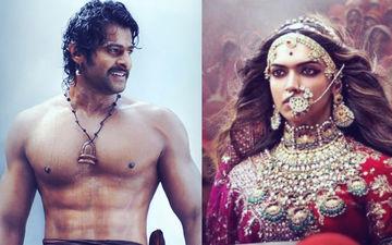 दीपिका पादुकोण के अपोजिट पहले प्रभास को हुई थी फिल्म पद्मावत ऑफर, इस वजह से बाहुबली ने किया इनकार