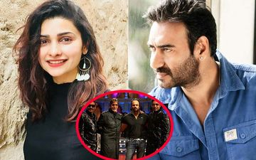 Prachi Desai Wins Over Internet As She calls Out Ajay Devgn For 'Forgetting' To Mention Her, Asin, Krushna Abhishek And Others In Bol Bachchan Post