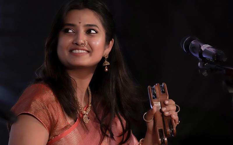 Prajakta Mali Mesmerized By Mahesh Kale's Music
