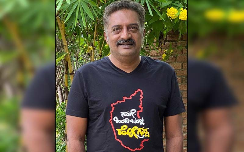 Prakash Raj Tweets About His Wilderness Camping Experience Sharing A Rare Moment