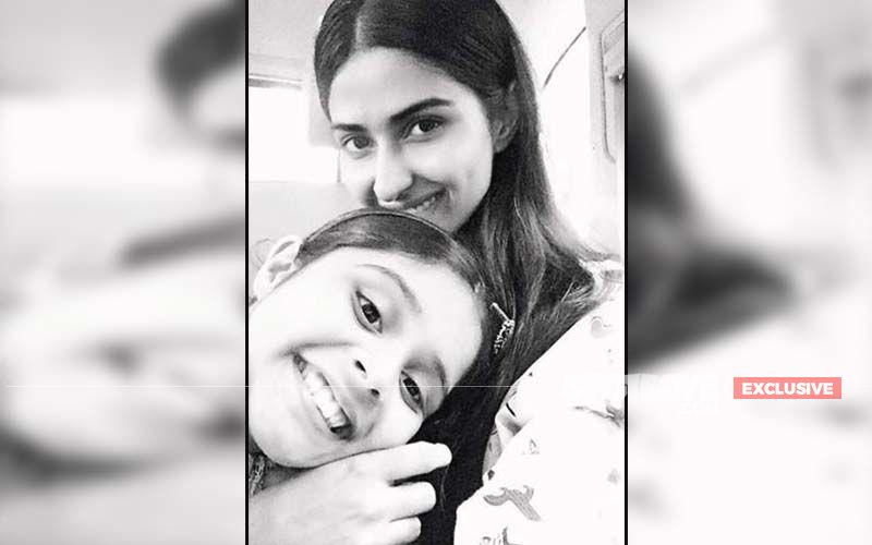 Raksha Bandhan 2021: Pranutan Bahl Shares Her Rakhi Plans With Sister Krishaa; Says, 'We Tie Each Other Rakhis And Give Each Other Small Gifts'-EXCLUSIVE