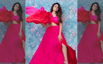 Prarthana Behere Blows Your Mind In This Photoshoot Looking Like A Glamorous Diva