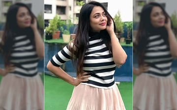 Prarthana Behere Looks Adorably Cute In This Girly Attire