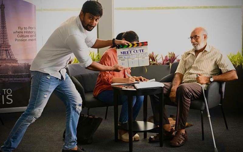 Nani and Prashanti Tripirneni Launches Debut Director Deepthi Ghanta Next Titled Meet Cute
