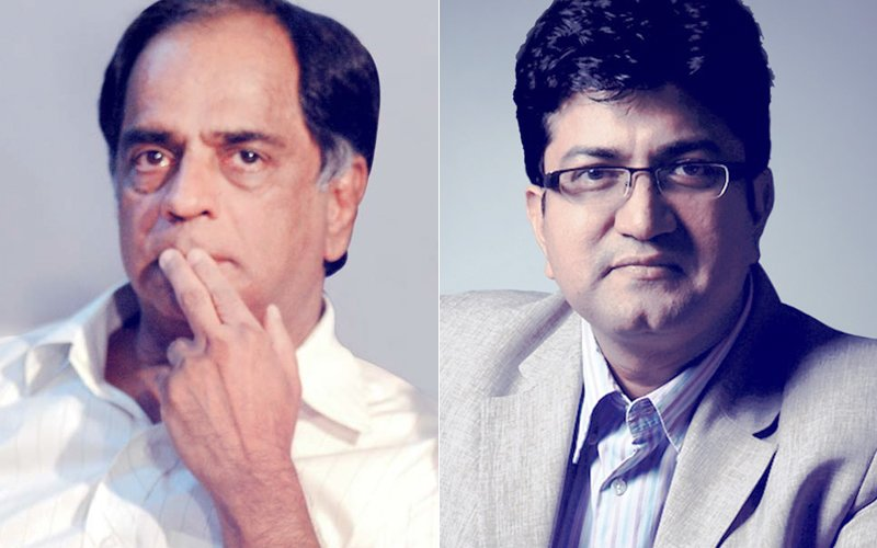 WHAT! Censor Chief Pahlaj Nihalani Sacked, Prasoon Joshi To Replace Him?