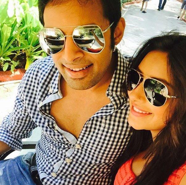 pratyusha banerjee with rahul raj singh