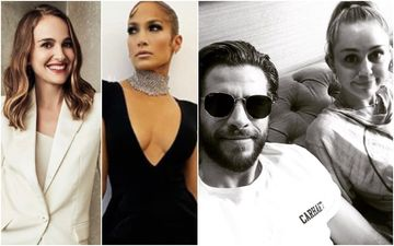 Pre-Oscar Parties 2020: Jennifer Lopez, Natalie Portman, Estranged Couple Miley Cyrus And Liam Hemsworth Get Gorgeous