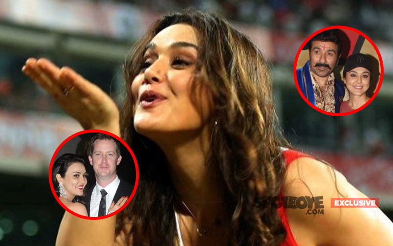 Preity Zinta Opens Up About Hubby Goodenough, Return To Films, #MeToo, Bhaiaji Superhit