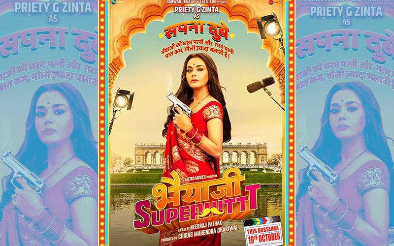 Bhaiaji Superhit: Meet Preity Zinta Aka Sapna Dubey