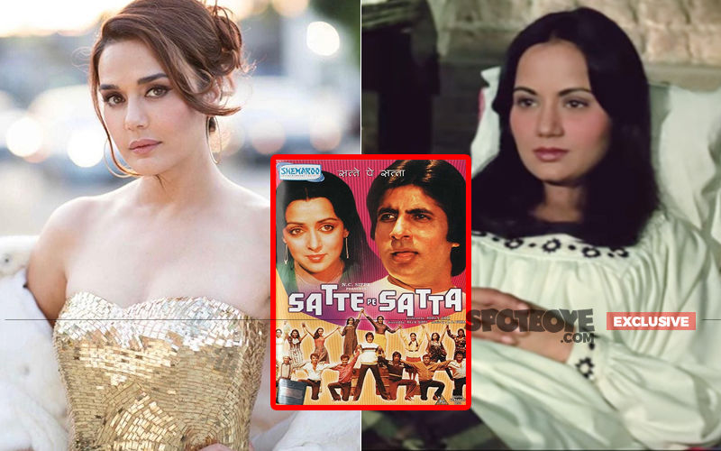 Preity Zinta To Play Ranjeeta's Role In Satte Pe Satta Remake?- EXCLUSIVE