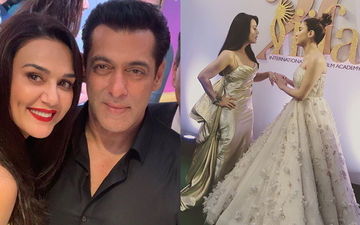 IIFA Awards 2019: Preity Zinta Is All Praises For Her 'Favourite' Salman Khan And The 'Stunner' Sara Ali Khan