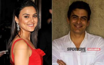 Preity Zinta's  Husband In Ashutosh Gowariker's Next Is Manav Kaul- EXCLUSIVE