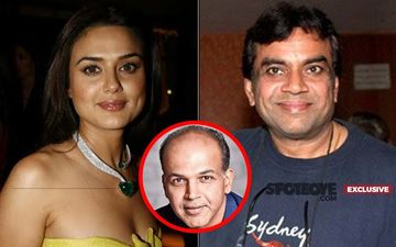 Preity Zinta Bags Lead Role In Ashutosh Gowariker's Next; To Play Paresh Rawal's Daughter-In-Law- EXCLUSIVE