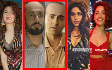 Premature Balding Of Ayushmann Khurrana And Sunny Singh Leads To Height Of Baldness, Err, Madness