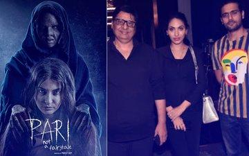KriArj Entertainment & Pooja Films Celebrate The Success Of Pari