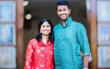 Cricketer Pragyan Ojha And Wife Karabee Blessed With A Baby Boy