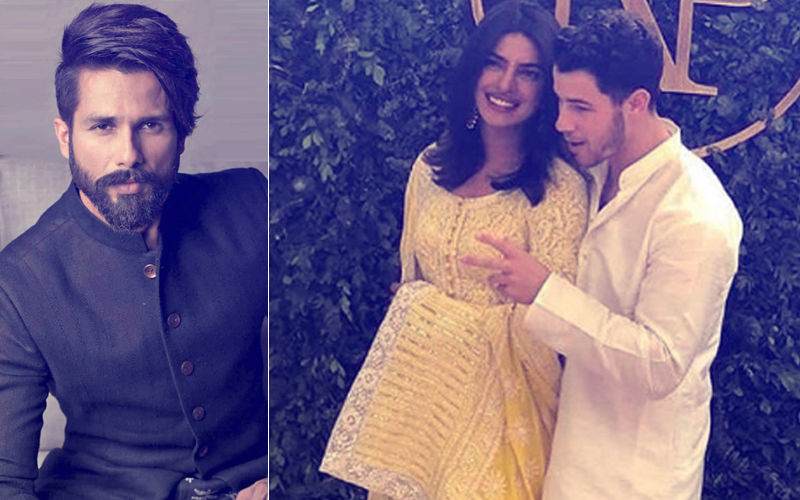 Priyanka Chopra-Nick Jonas Engagement: Shahid Kapoor Has A Message For Ex-Girlfriend