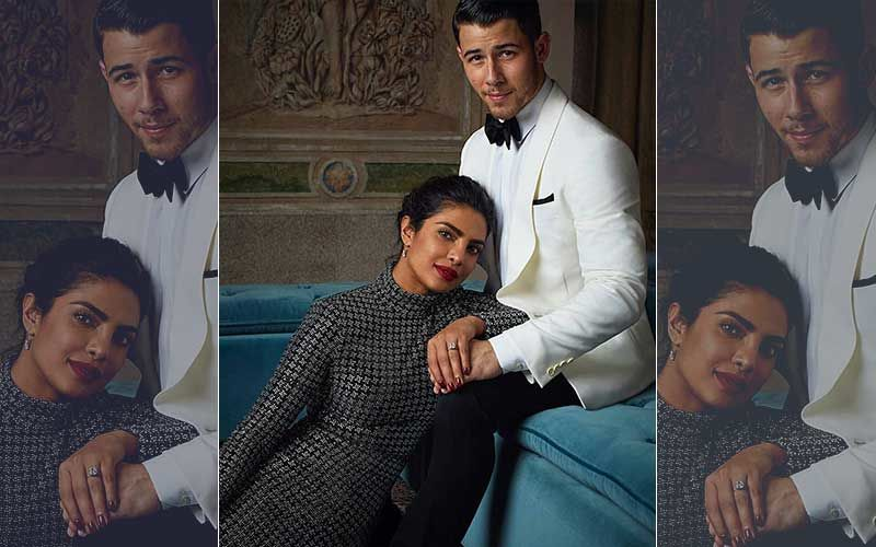 Priyanka Chopra And Nick Jonas Say 'I Do', Christian Wedding Done!