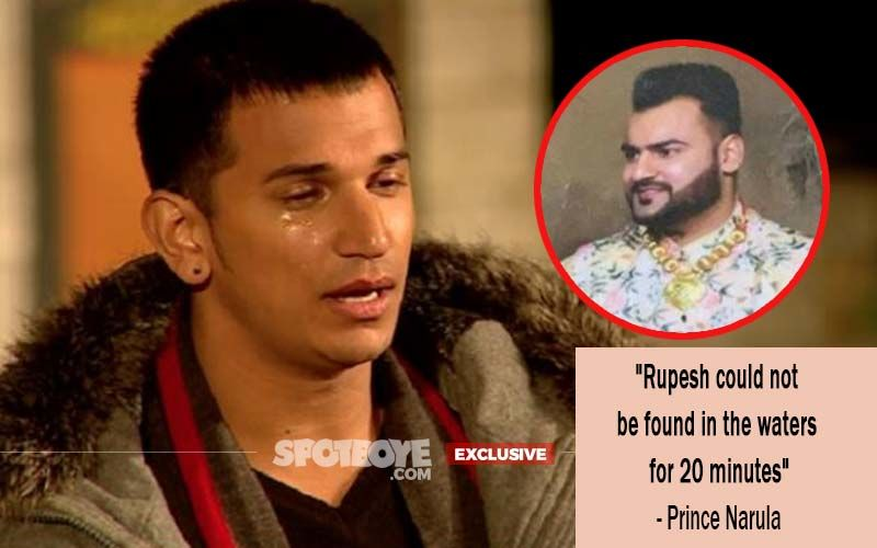 "Prince Narula's Brother's Drowning: Actor Inconsolable; Says, ""Mom And Dad Are Bringing The Body From Toronto""- EXCLUSIVE"