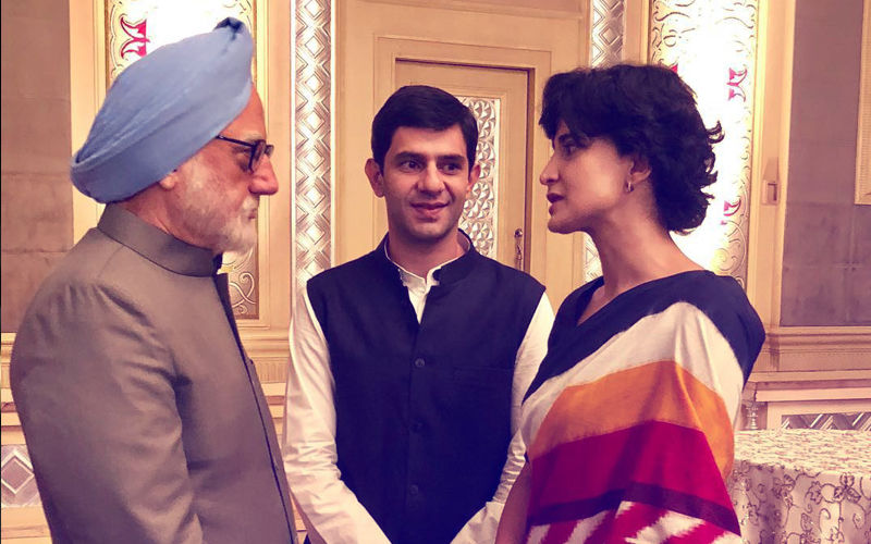 The Accidental Prime Minister: Meet The Reel-Life Priyanka & Rahul Gandhi