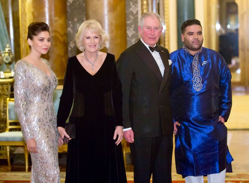 prince charles kanika kapoor together