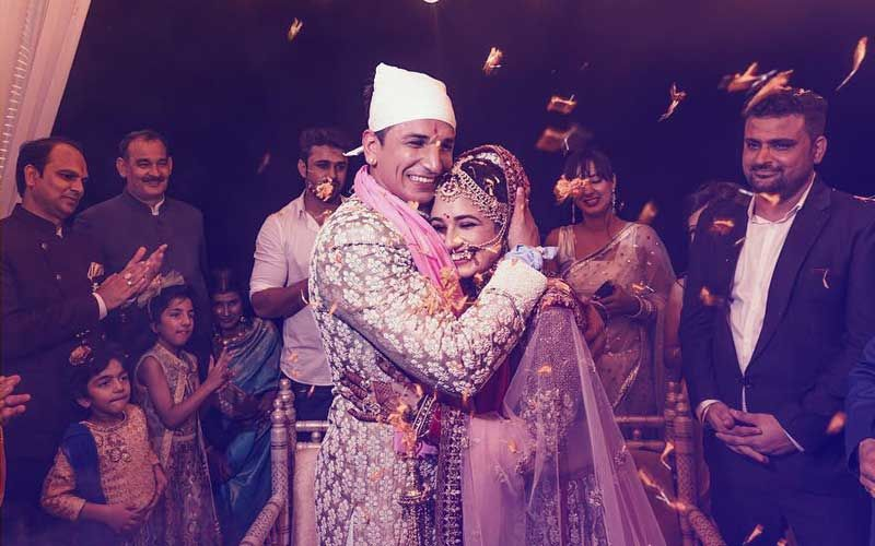 Prince Narula And Yuvika Chaudhary Are Now Man And Wife