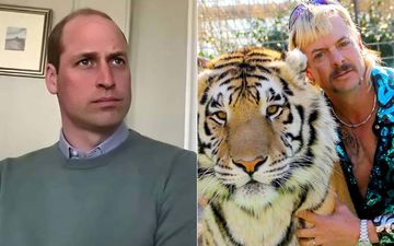 Prince William 'Tends To Avoid' Netflix's Insanely Popular Tiger King For A Particular Reason And It's Funny