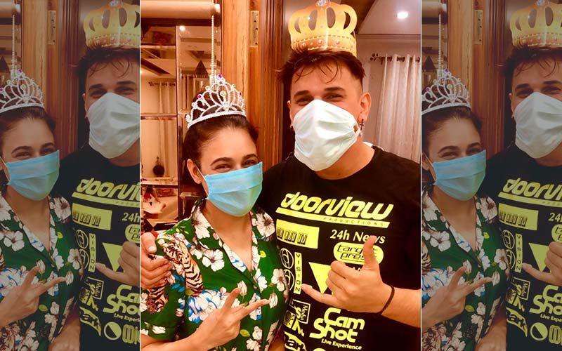 Prince Narula-Yuvika Chaudhary Diagnosed With Dengue; Opt For Low-Key Second Wedding Anniversary Celebration